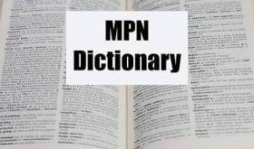 MPN Dictionary