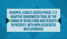 RuxoPeg clinical trial