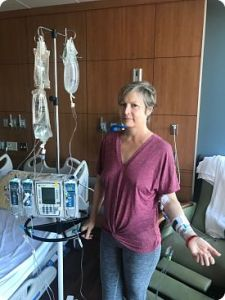 stem cell transplant a cure for MPN