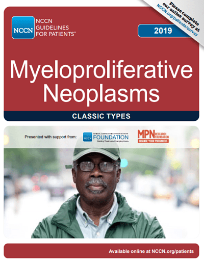 MPN 2019 Guidelines, PV Reporter