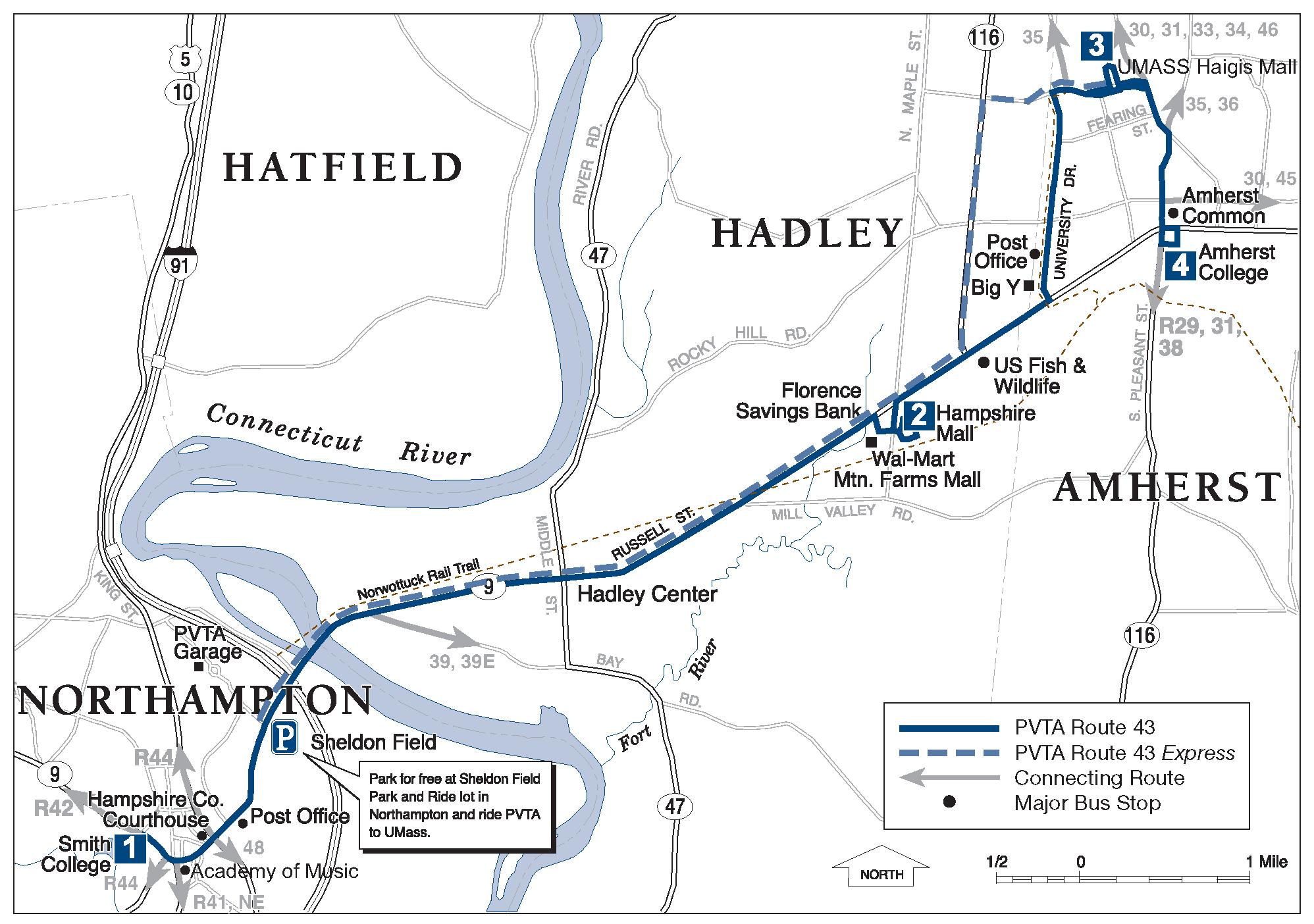 pvta route maps