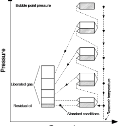 figure 1 differential liberation process in a pt diagram [ 874 x 1013 Pixel ]