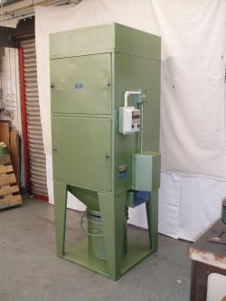 DCE Unimaster Dust Extraction Unit  PW Engineering