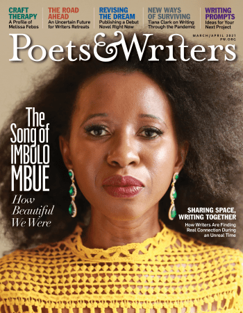 March/April 2021 | Poets & Writers