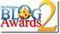 2nd Philippine Blog Awards Logo