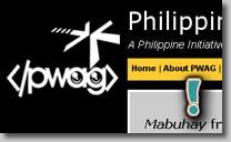 PWAG Site with Accessites Logo