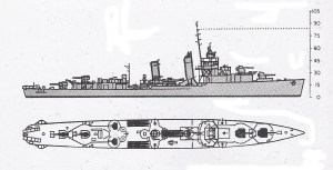 The Pacific War Online Encyclopedia: Mahan Class, US