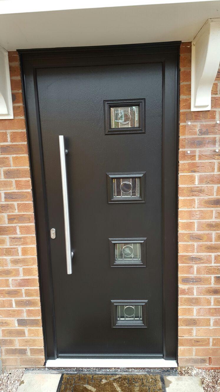 Pw Installations Composite Doors