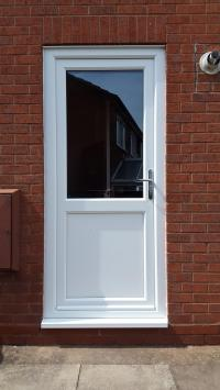 PW Installations - UPVC Doors