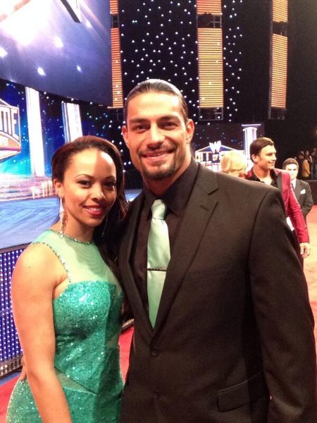 photos of roman reigns