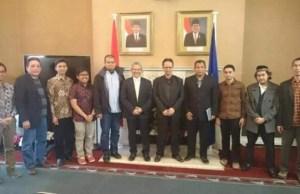 Perkuat Sinergi Muhammadiyah-KBRI Inggris