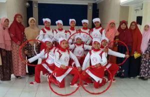 Tim senam Guru TK ABA Kota Malang