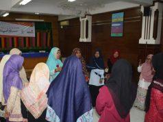 Paserta antusias mengikuti ToT Family Learning Center yang diadakan Nasyiatul Aisyiyah. (Foto: Dok Lazismu)