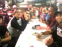 Suasana diskusi MPKU PWM Jatim di kedai STMJ, Kota Malang