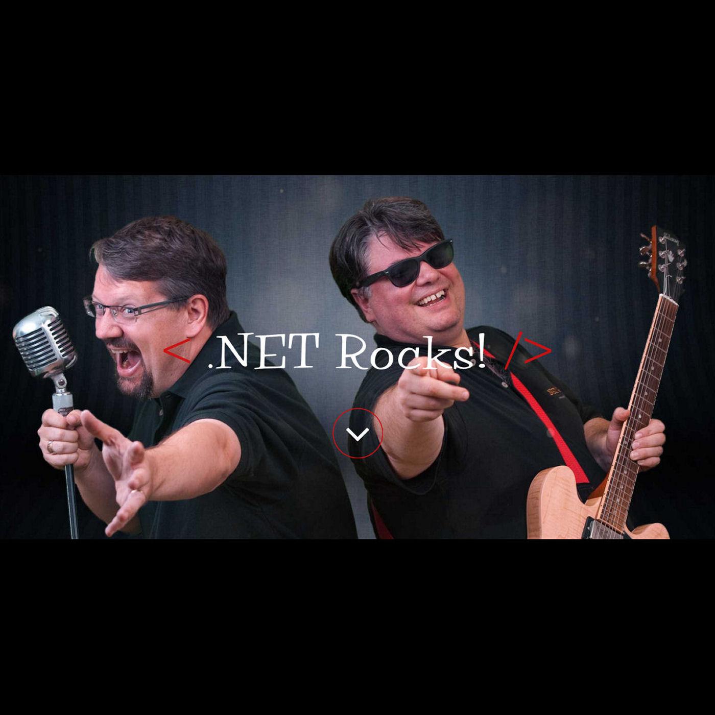 hight resolution of  net rocks vnext