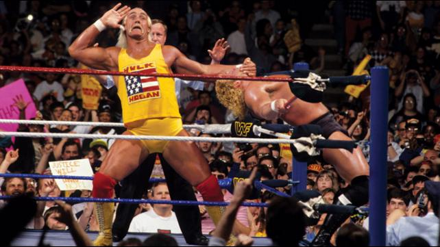 Image result for wrestlemania 8