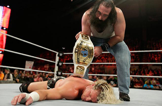 Luke Harper: Smackdown Live's Biggest Mistake - PWP Nation
