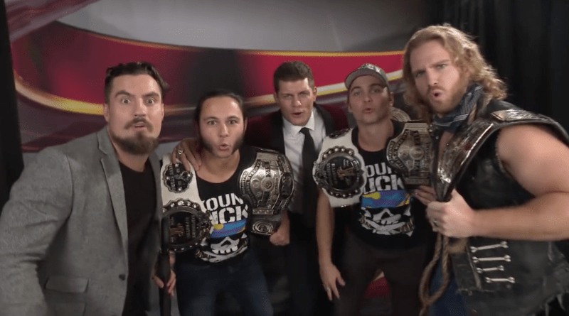 ROH 11/25/17 TV Review: The Bullet Club vs.The Flip Army