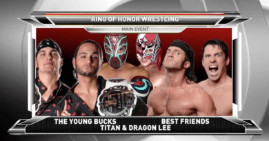 ROH 1/20/18 TV Review: Young Bucks vs Best Friends vs Team CMLL