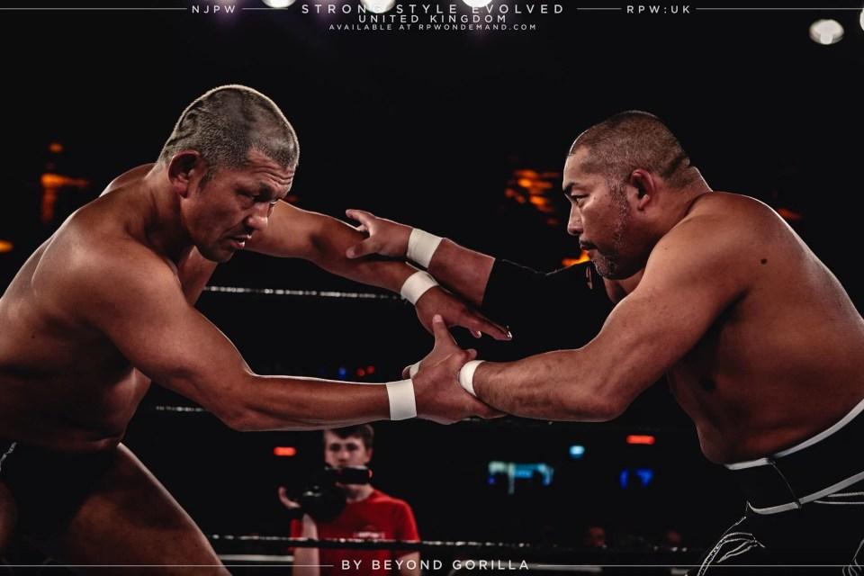 Rev Pro UK & NJPW 07/01/18 Strong Style Evolved Night 2