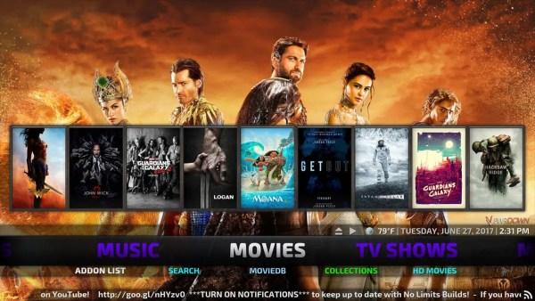 movies How to install No Limits Build on Kodi Krypton - PwrDown