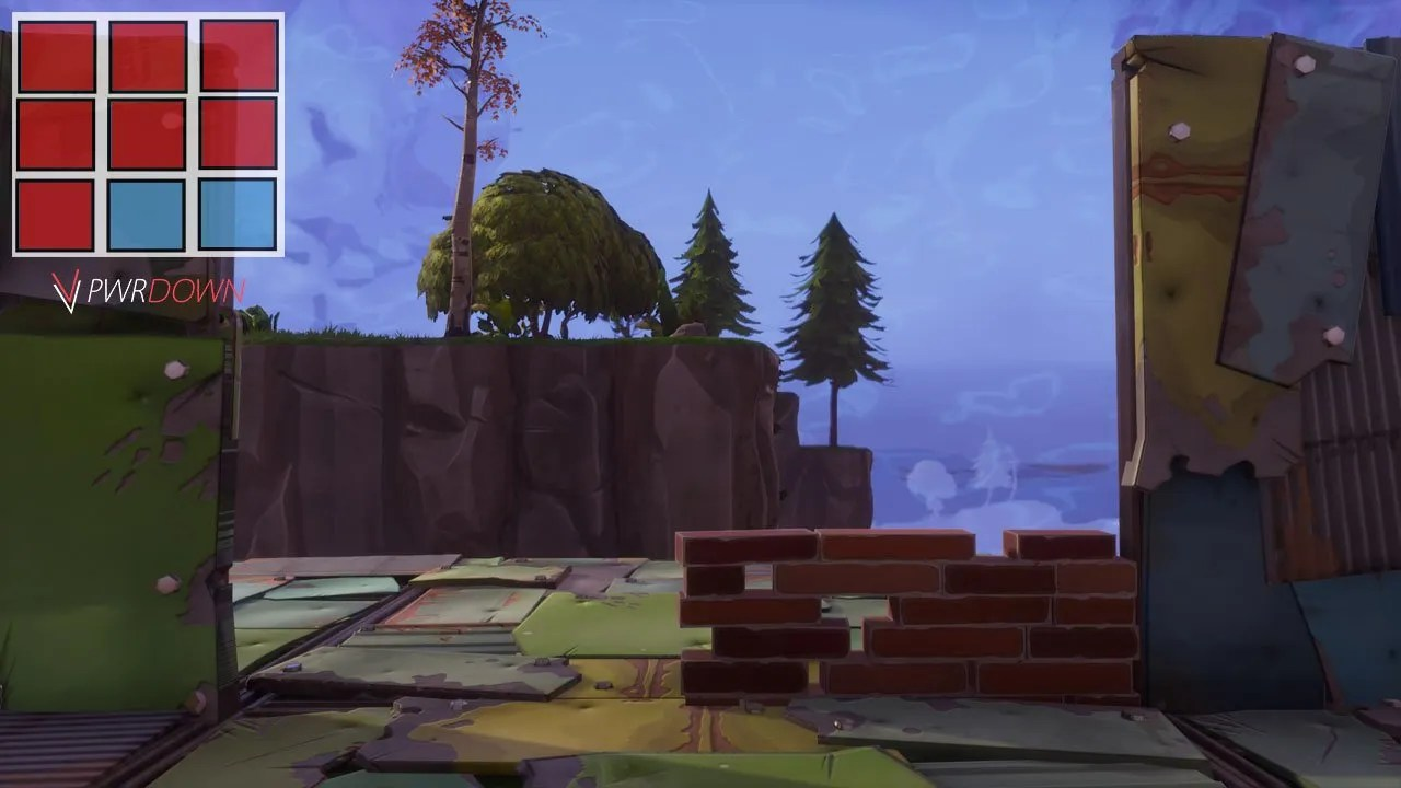 Fortnite Battle Royale Wall Designs Amp Building Guide