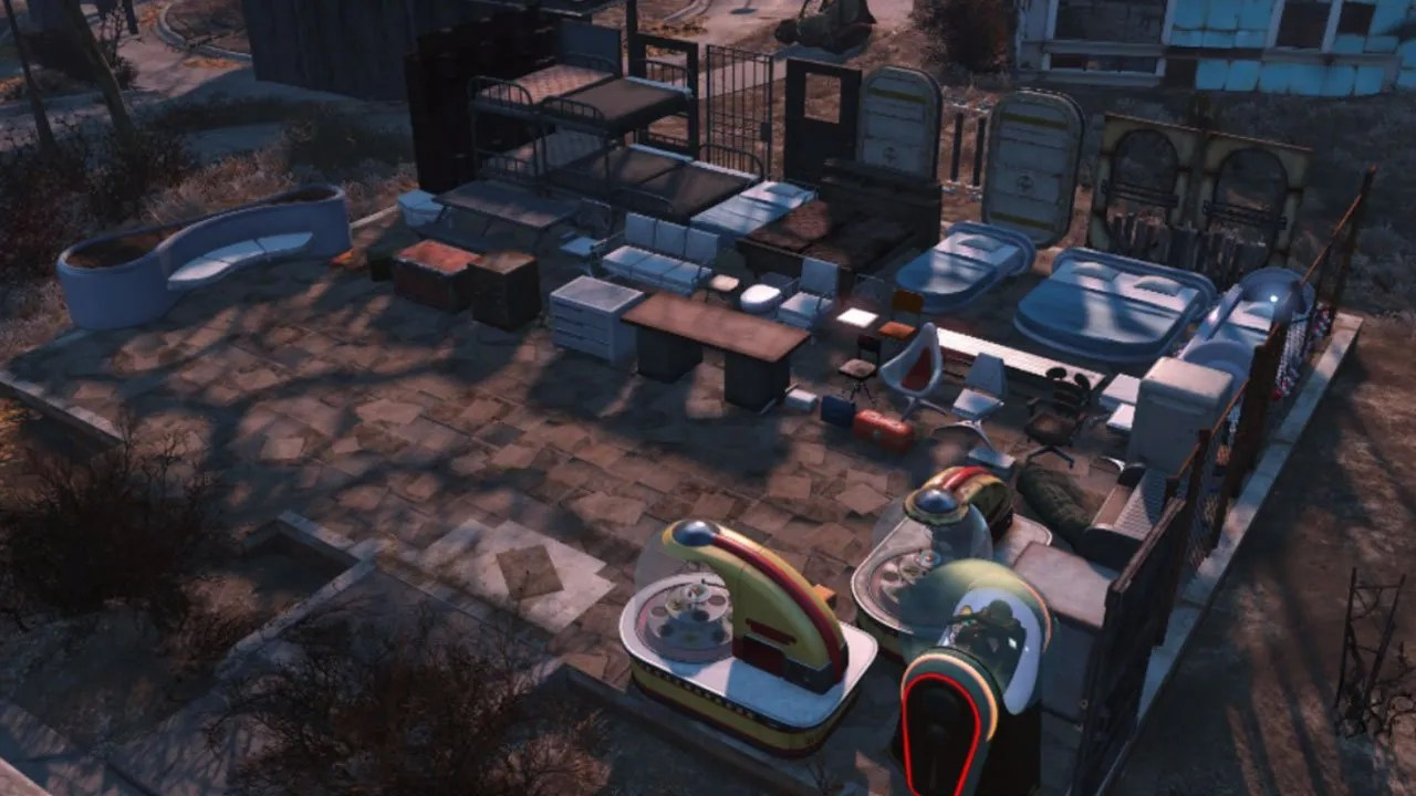 10 Best Fallout 4 Mods For Settlements Amp Building On PS4