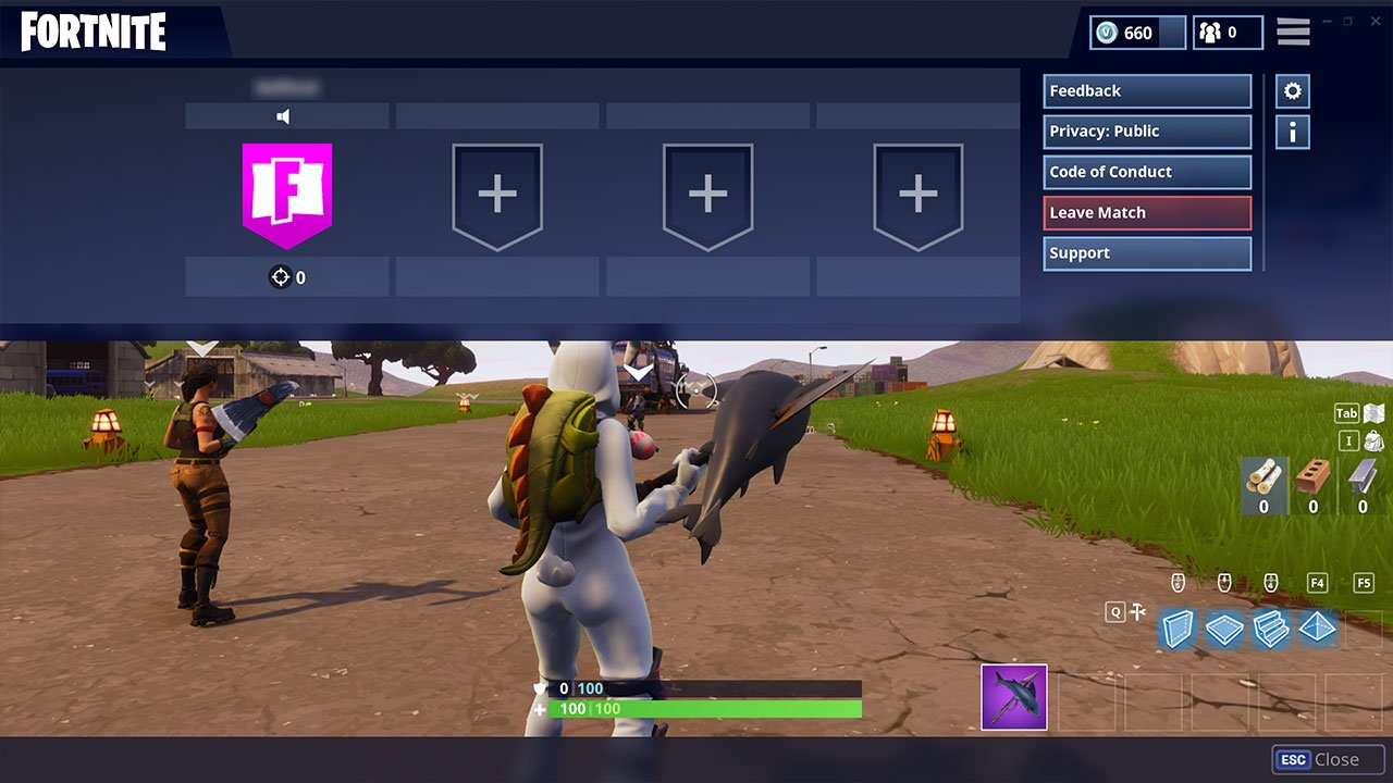 Fortnite How To Show Your Ping In Game PwrDown