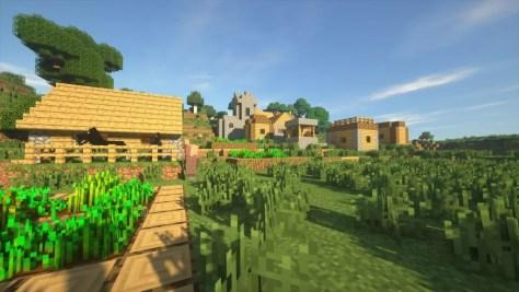 Resultado de imagen para minecraft shaders