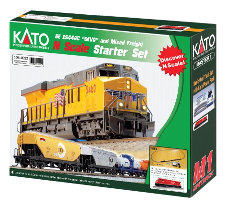 Kato N Scale Starter Sets