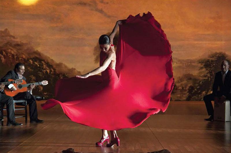 西班牙-浪漫激情之都