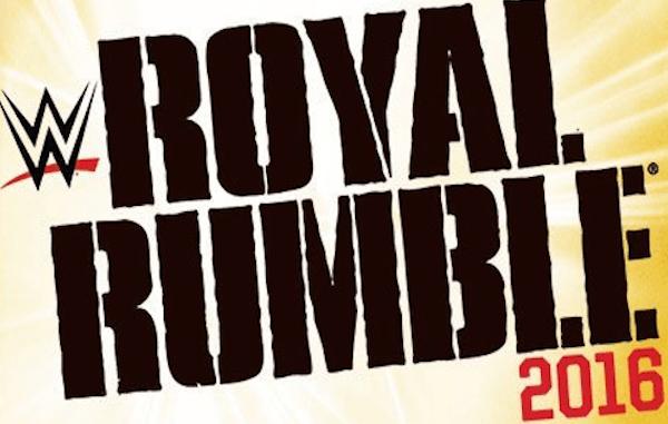 Royal Rumble 2016