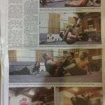 """CWE Featured In """"Yorktown This Week"""" newspaper for """"Rumble for Ron."""""""