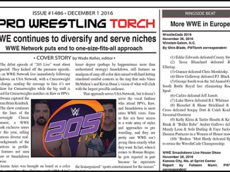 What does Pro Wrestling Torch cover?