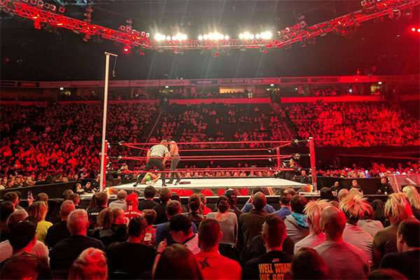 11/5 WWE Raw On-Site Report: Notes on what happened off-camera including after Raw ended, crowd responses, Main Event match results, Crown Jewel reactions, top cheers