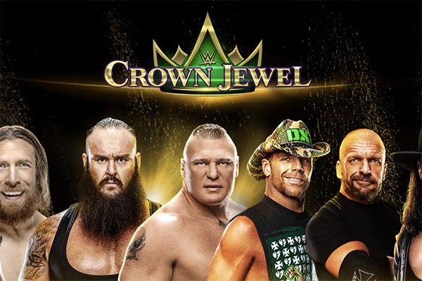 Final odds for WWE Crown Jewel revealed
