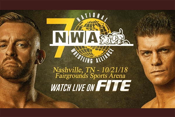 New Ten Pounds of Gold video released highlighting NWA 70, Cody comments backstage after losing NWA Worlds Title to Aldis (w/Radican's Analysis)