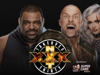 Keith Lee Karrion Kross Scarlett NXT TakeOver XXX Championship Match Main Event