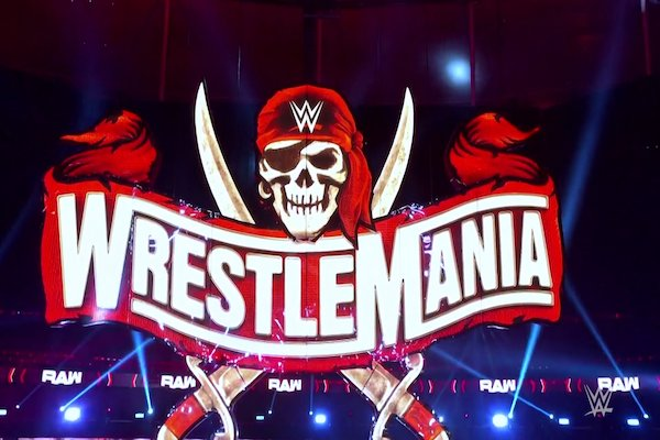 Wwe Friday Night Smackdown Primer 4 9 Wrestlemania Edition Of Smackdown Andre The Giant Battle Royal Returns Fatal Four Way Smackdown Tag Team Championship Universal Championship Triple Threat Participants Speak Pro Wrestling Torch