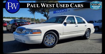 2005 Mercury Grand Marquis Gainesville FL