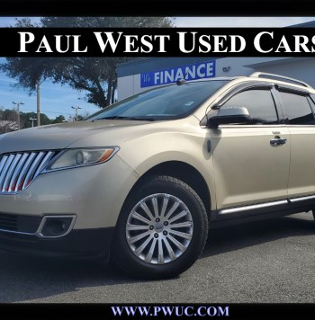 2011 Lincoln MkX Gainesville FL