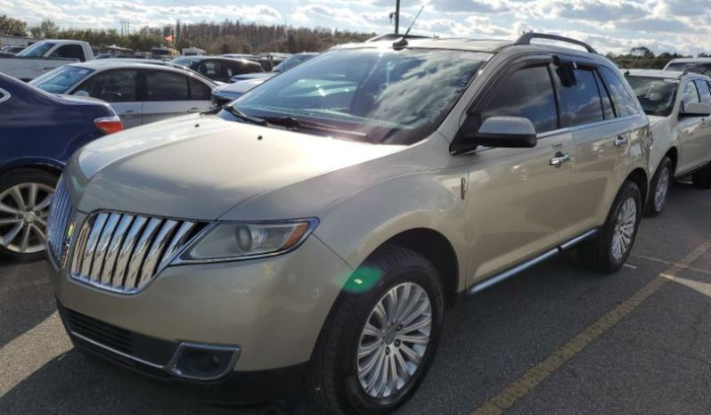 2011 Lincoln MkX full