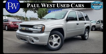 2007 Chevrolet Trailblazer LS Gainesville FL
