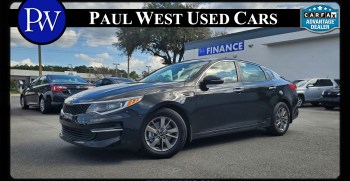 2016 Kia Optima LX Turbo Gainesville FL