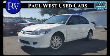 2004 Honda Civic LX Gainesville FL