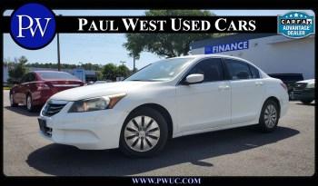 2012 Honda Accord LX Gainesville FL