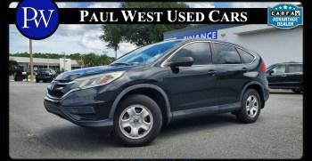 2015 Honda CR-V LX Gainesville FL
