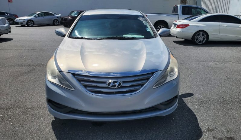 2014 Hyundai Sonata GLS full