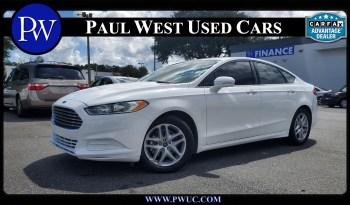 2014 Ford Fusion SE Gainesville FL