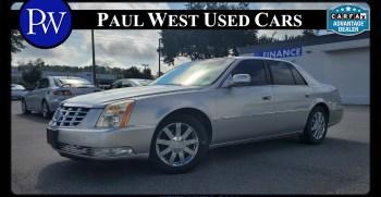 2007 Cadillac DTS Luxury Gainesville FL